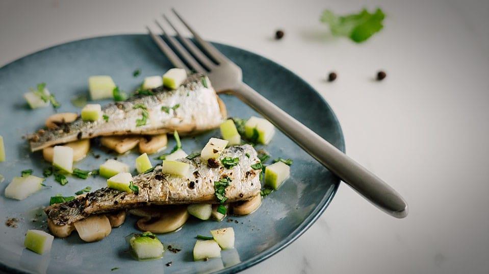 Video culinaire Sardines la belle iloise