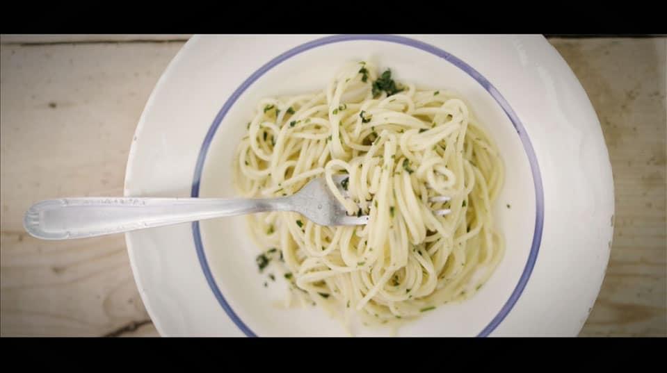 Video culinaire Pasta Barilla