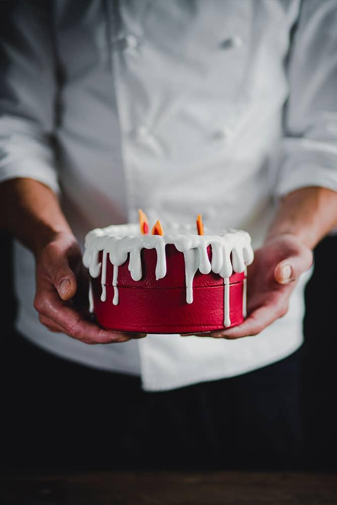 Photo culinaire coffret cadeau